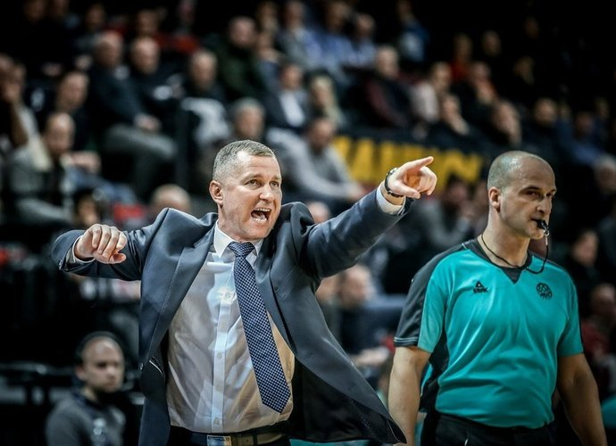 T.Rinkevičiaus auklėtiniams žūtbūt reikia laimėti Stambule (FIBA Europe nuotr.)