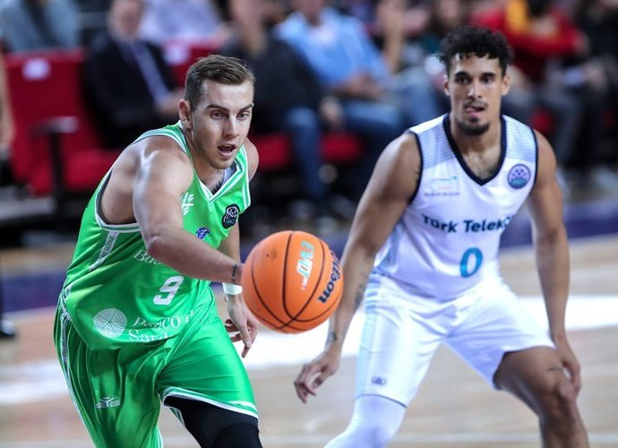 P.Sorokas pelnė 9 taškus (FIBA Europe nuotr.)