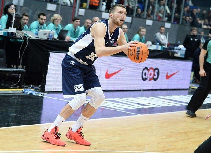 S.Kulvietis šiame sezone ant parketo dar turėtų pasirodyti (FIBA Europe nuotr.)