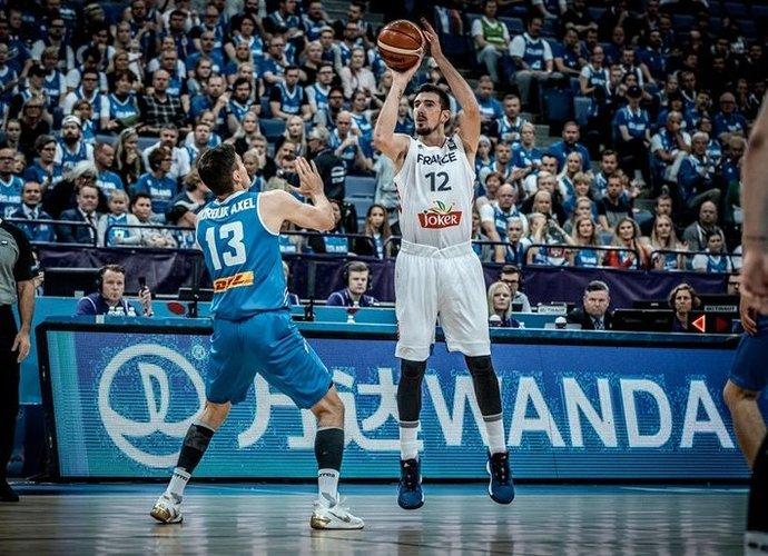 N.De Colo vedė prancūzus į priekį (FIBA Europe nuotr.)