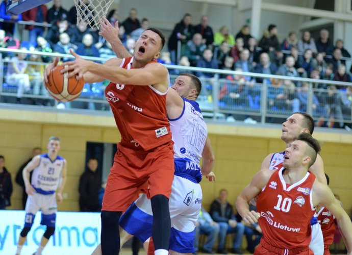 I.Fiodorovas kitą sezoną žais Austrijoje (Foto: Algimantas Čiža)
