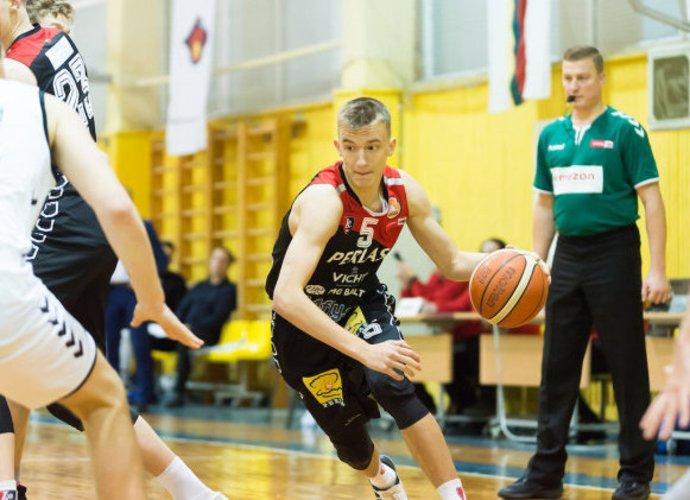 K.Giedraitis pelnė 20 taškų (Dainius Lukšta, NKL)