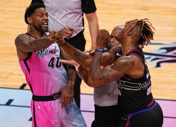 U.Haslemas dar lieka NBA (Scanpix nuotr.)