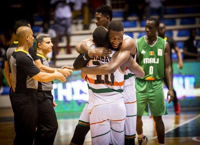 Dramblio Kaulo Kranto rinktinė ėmėsi streiko (FIBA nuotr.)