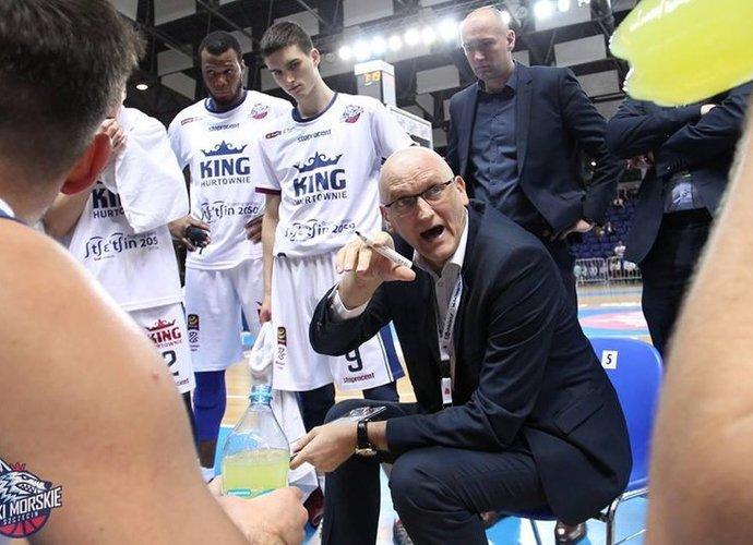 M.Budzinauskas lieka prie komandos vairo