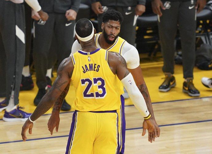 """Nets"" ir ""Lakers"" akistata gali ir neįvykti (Scanpix nuotr.)"