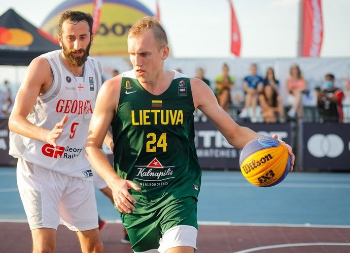 Lietuviai iškovojo bilietą į Europos čempionatą (FIBA Europe nuotr.)