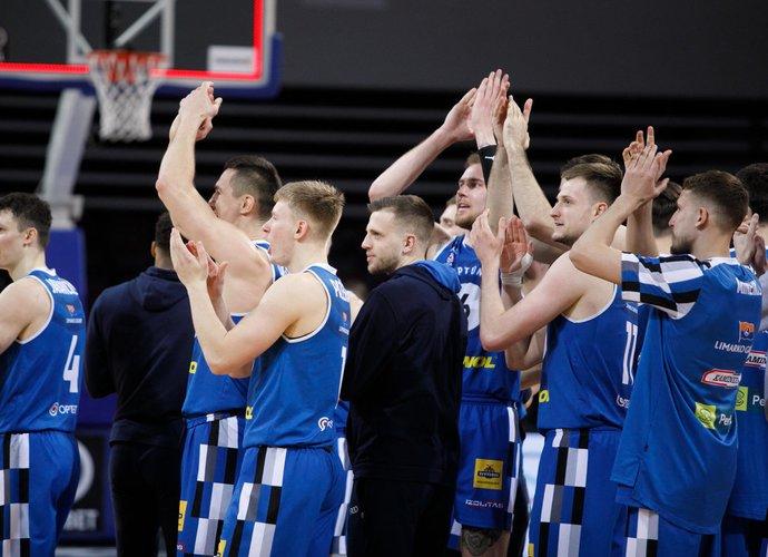 Klaipėdos klubas laimėjo ketvirtą kartą iš eilės (BNS nuotr.)