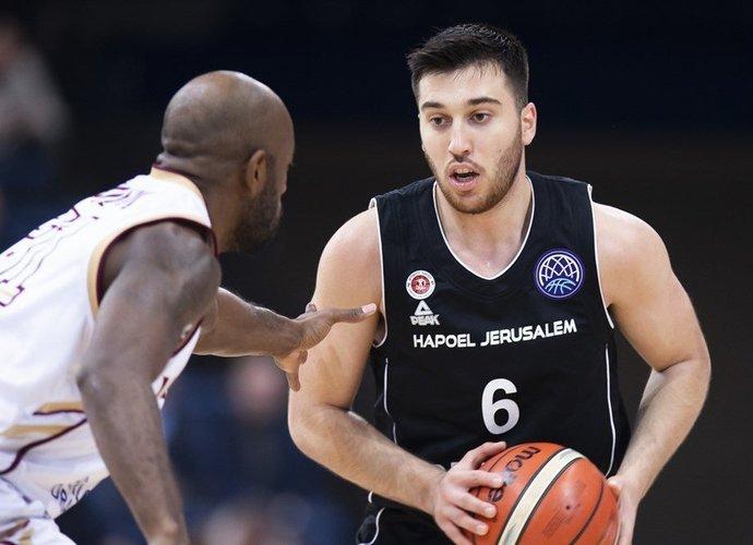T.Blattas sulaukė K.Maksvyčio pagyrų (FIBA nuotr.)