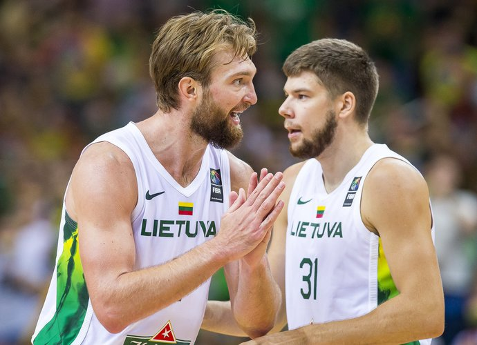 """D.Sabonis turėtų žaisti FIBA """"lange"""" (BNS nuotr.)"""