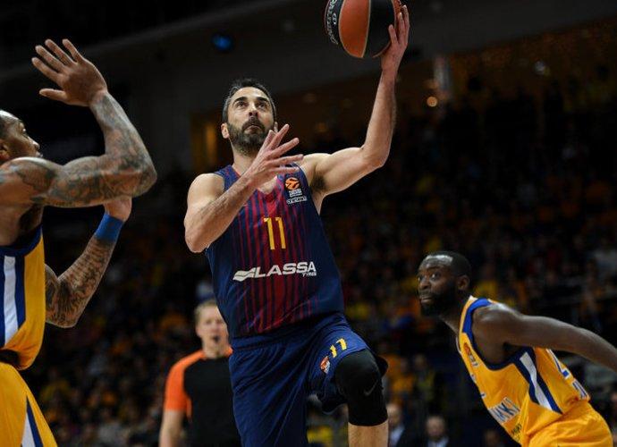 J.C.Navarro baigė krepšininko karjerą (Scanpix nuotr.)
