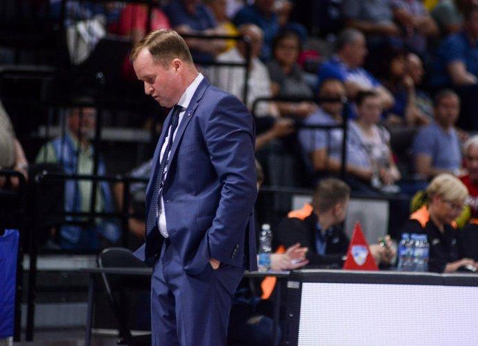 K.Maksvytis tiki savo komandos potencialu (BNS nuotr.)