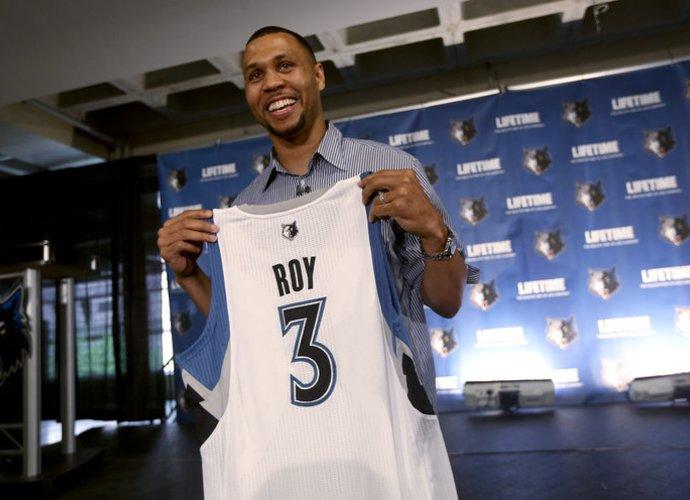 B.Roy'aus su krepšinio apranga jau nebeišvysime (Scanpix nuotr.)