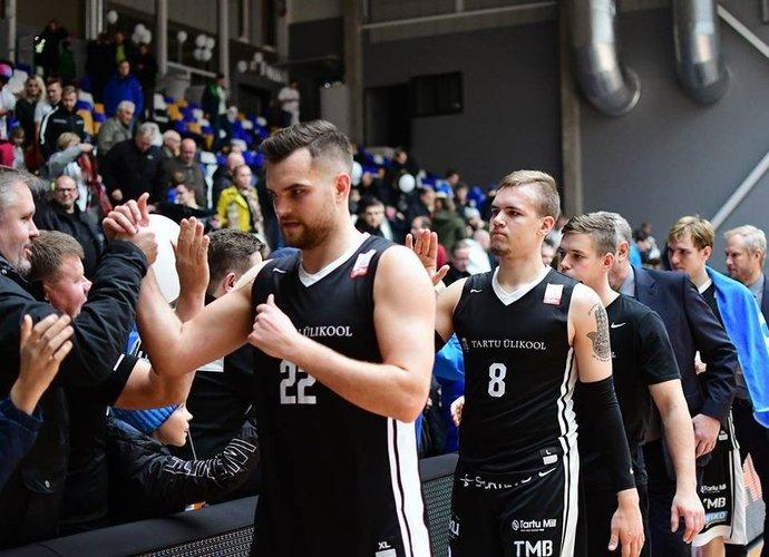 Lietuviai Latvijos–Estijos lygoje rungtyniauja po daugiausiai minučių