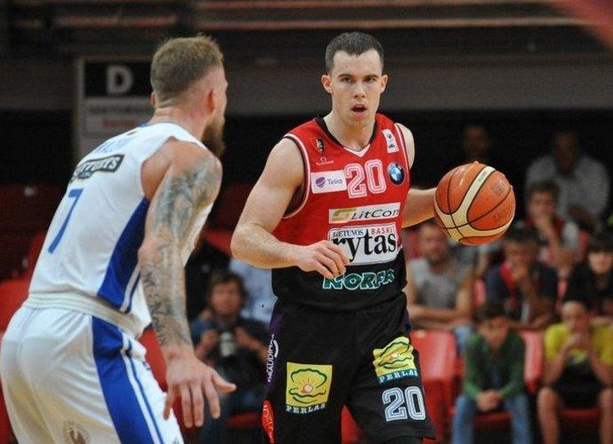 J.Baronas šį sezoną papildė sostinės ekipą (Rokas Lukoševičius, Fotodiena.lt)
