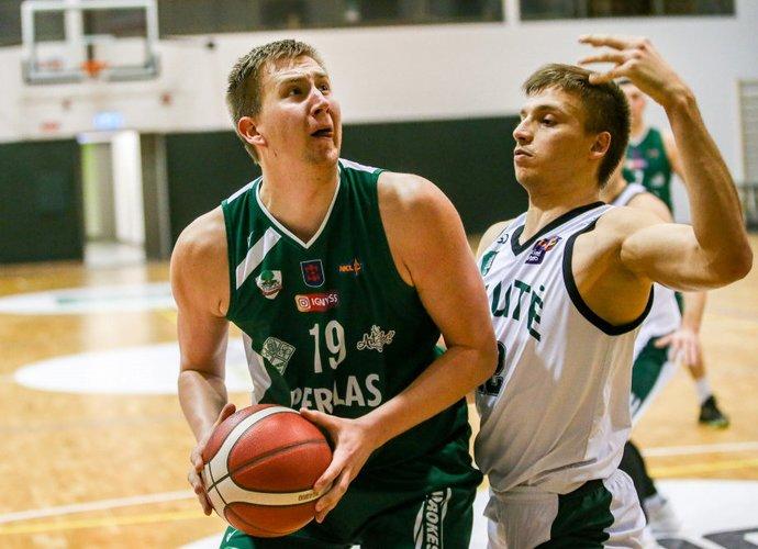 M.Šerkšnas toliau žais NKL (Foto: Matas Baranauskas)