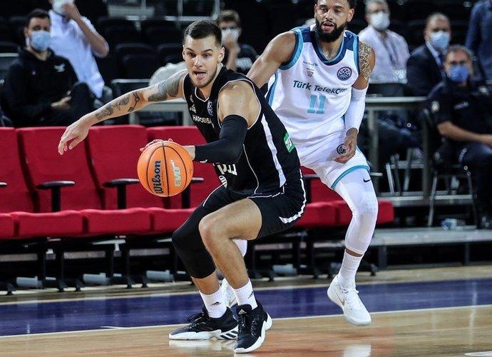 D.Sirvydis keliasi į NBA (FIBA nuotr.)