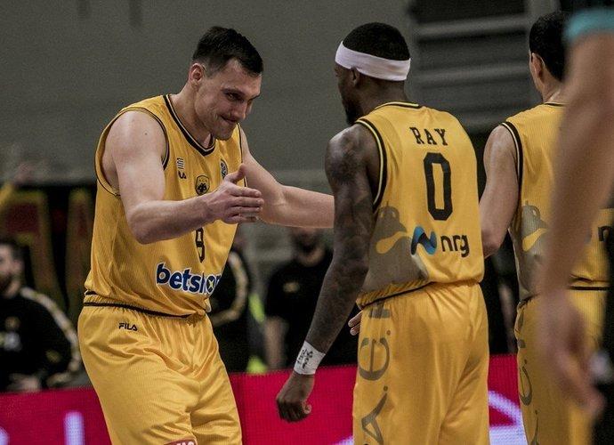 Kur pasuks J.Mačiulio karjera? (FIBA Europe nuotr.)