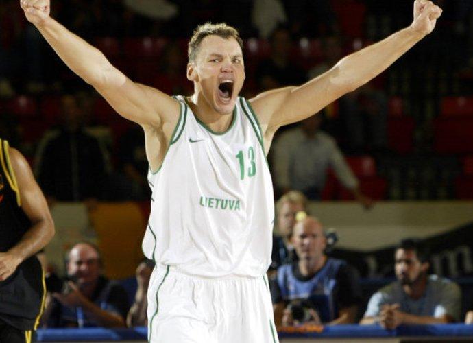 Š.Jasikevičius finale puikiai skirstė kamuolius (FIBA Europe nuotr.)