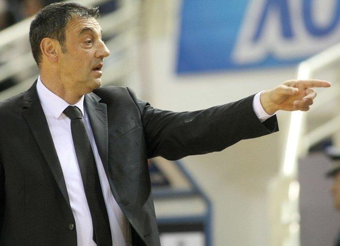 A.Trifunovičius turėjo problemų su sveikata (FIBA Europe nuotr.)