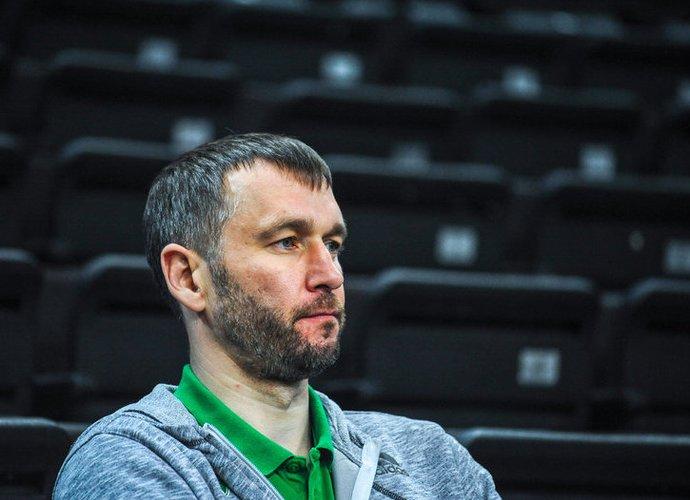 T.Masiulis turėtų keltis dirbti į pagrindinę komandą (Josvydas Elinskas, Fotodiena.lt)