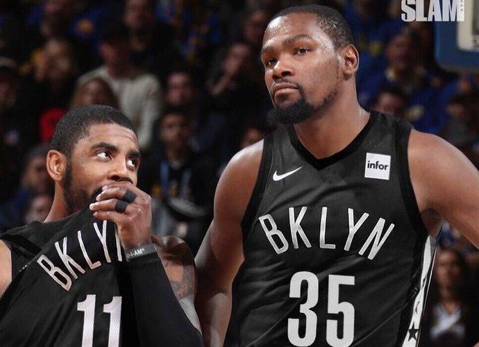 """""""Nets"""" ketina prikaišioti laimėtą kovą dėl K.Irvingo"""