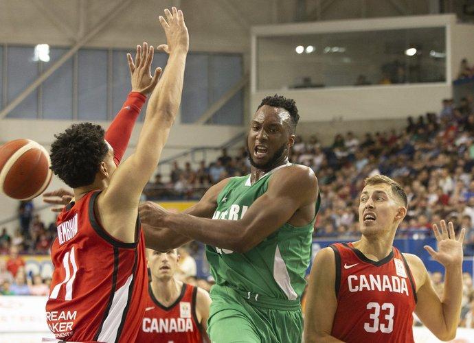 Nigerija džiaugėsi dramatiška pergale (Scanpix nuotr.)