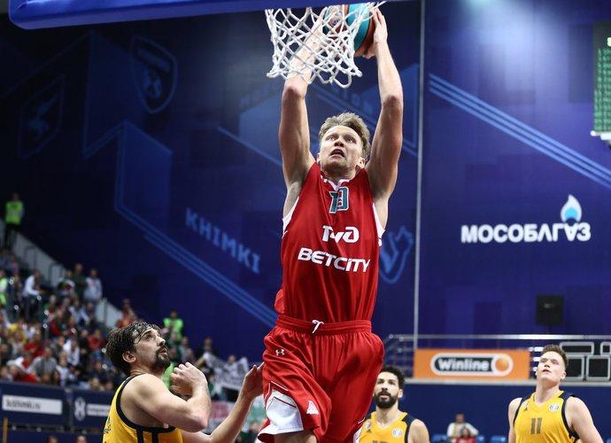M.Kuzminskas spindėjo Krasnodaro klube