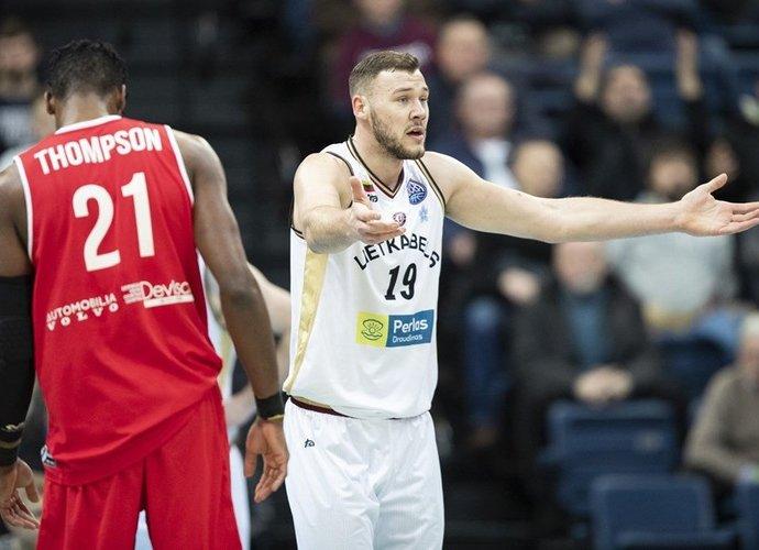 M.Sajus kitą sezoną žais Ispanijoje (FIBA Europe nuotr.)