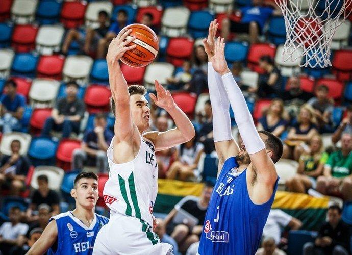 J.Leganovičius paliko Jonavą (FIBA Europe nuotr.)