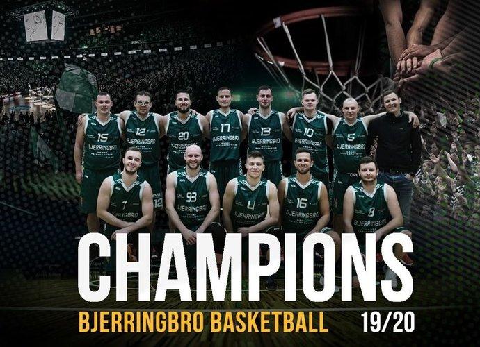 """Bjerringbro"" komanda debiutuos antroje lygoje"
