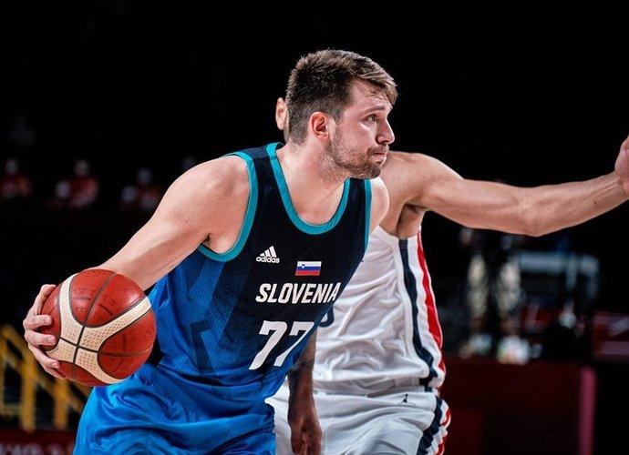 L.Dončičius su rinktine pralaimėjo pirmąjį savo mačą (FIBA nuotr.)