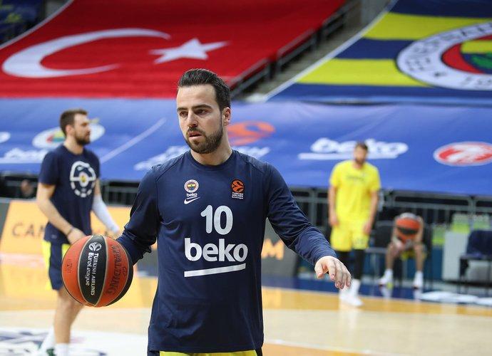 M.Mahmutoglu teigė, kad CSKA yra tas varžovas, kurio jie ir tikėjosi