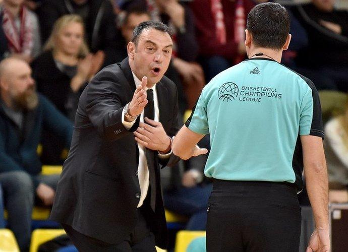 A.Trifunovičius turi sveikatos problemų (FIBA Europe nuotr.)