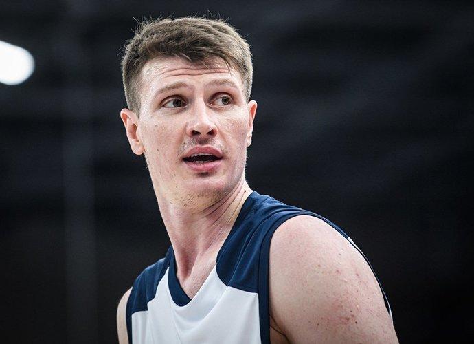 A.Voroncevičius įmetė 13 taškų (FIBA Europe nuotr.)