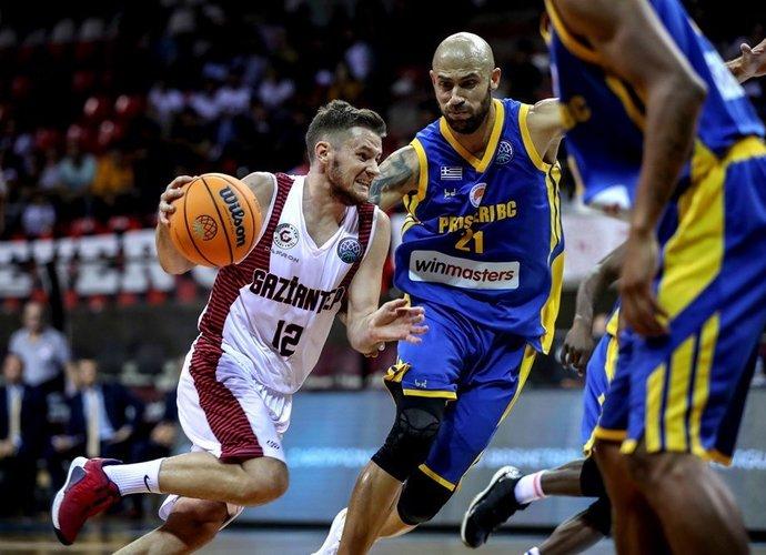 Š.Vasiliauskas žaidė veržliai (FIBA Europe nuotr.)