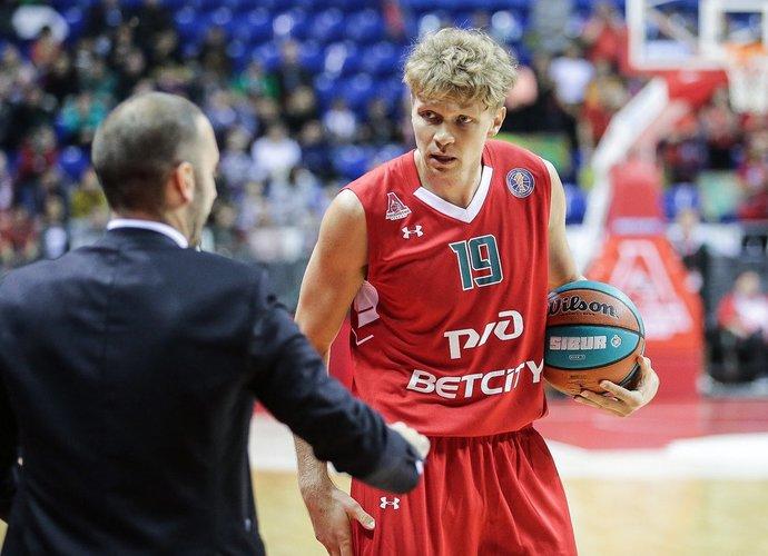 M.Kuzminskas žaidė sėkmingai