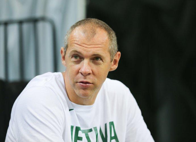 R.Šiškauskas laukia įdomių lyderių rungtynių (BNS nuotr.)