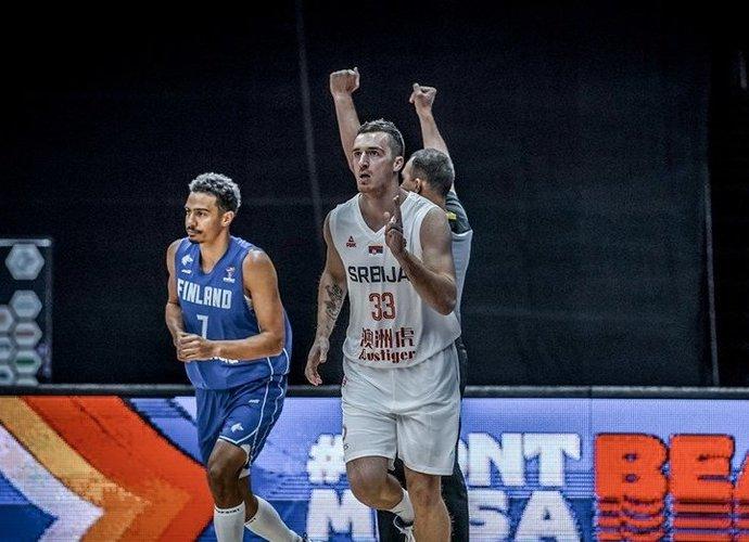 D.Andžušičius buvo rezultatyviausias mačo žaidėjas (FIBA Europe nuotr.)
