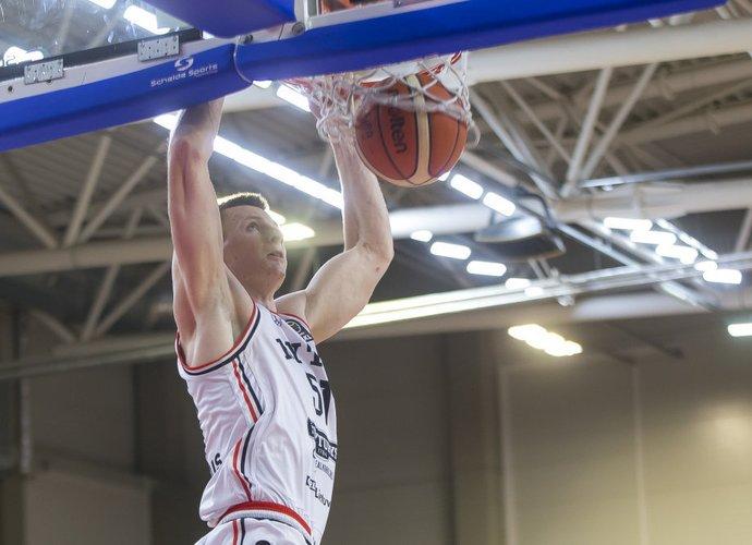 A.Butkevičius vedė komandą į pusfinalį (BNS nuotr.)