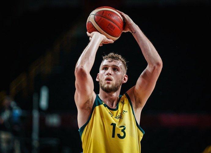 J.Landale'as žais NBA (FIBA nuotr.)