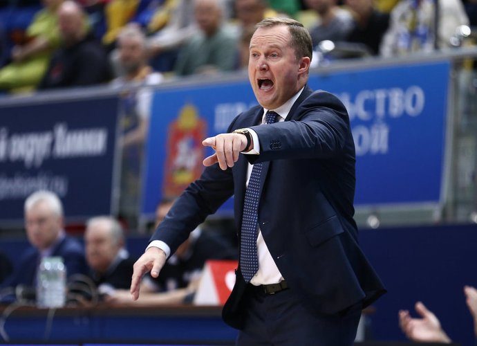 K.Maksvytis prisiminė sezoną Eurolygoje
