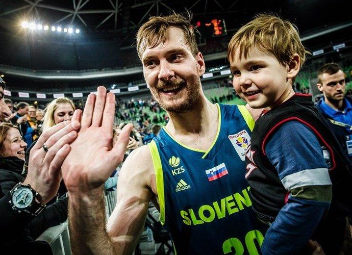 Z.Dragičius pataikė sudėtingą tritaškį (FIBA Europe nuotr.)