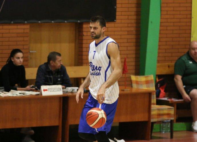 L.Kisielius tapo kapitonu (Foto: Vytautas Mikaitis)