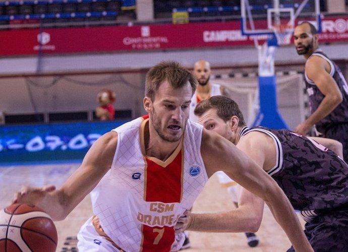 A.Valeika Rumunijoje žais trečiąjį sezoną