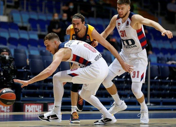 T.Sedekerskis pelnė 12 taškų (Euroleague.net)