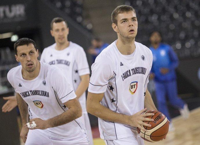 D.Tarolis pelnė 10 taškų (FIBA Europe nuotr.)