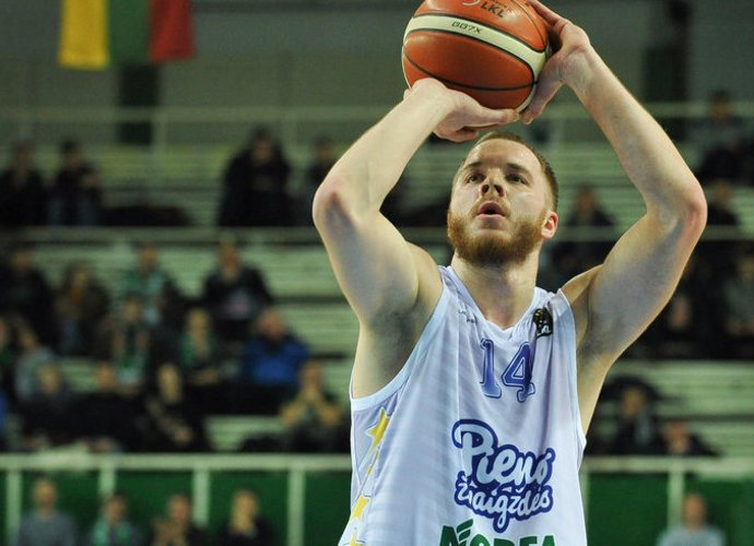 O.Olisevičius pelnė 17 taškų (Josvydas Elinskas, Fotodiena.lt)