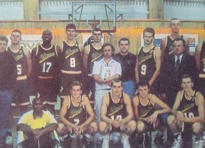 Plungės komanda buvo išskirtinė LKL (LKL.lt)