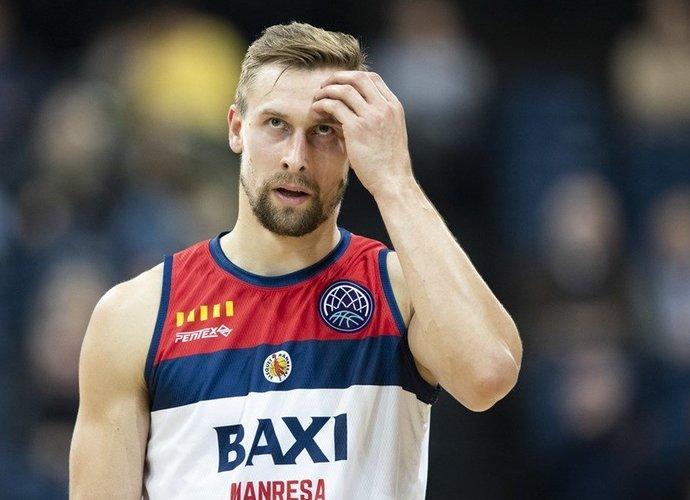 D.Dulkys grįžo į buvusią komandą (FIBA Europe nuotr.)
